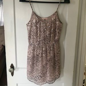 ⬇️!!! Rebecca Taylor Sequin Dress, Size 6.